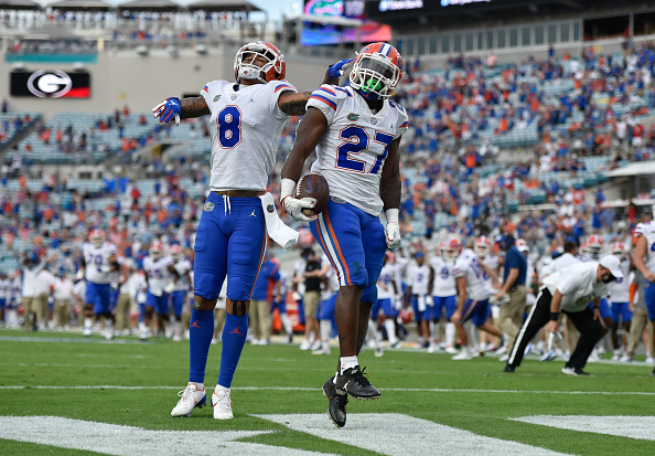 Preview Florida Gators Visit The Tennessee Volunteers