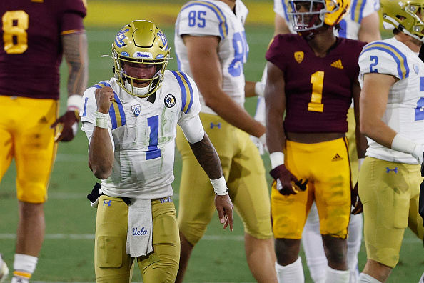 Does UCLA Have A Quarterback Race?