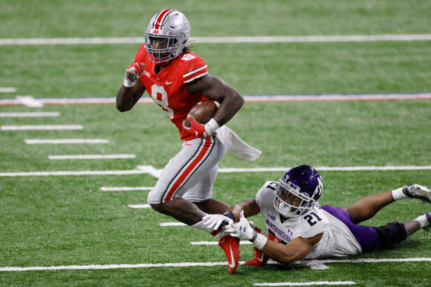The Big Ten Championship Game was closer than many thought it would be, but Ohio State pulled away to win 22-10 over Northwestern.