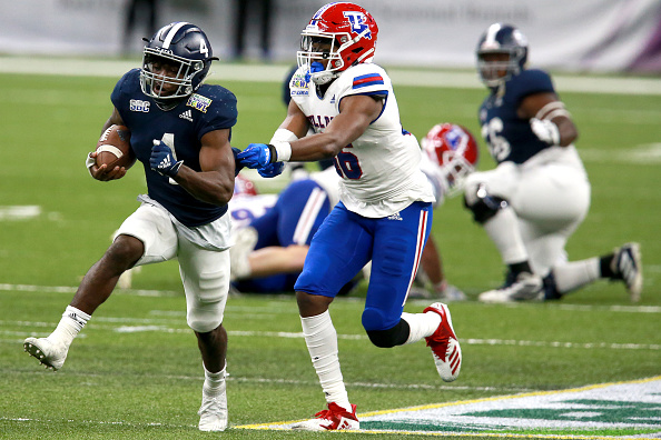 Georgia Southern Wins New Orleans Bowl
