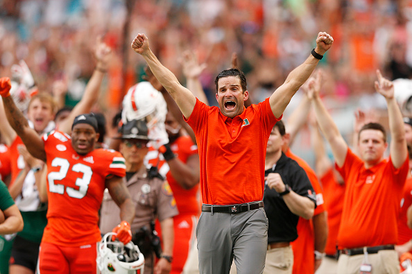 Miami Hurricanes Offense Improved In Year Two Under Manny Diaz