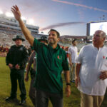The Miami Hurricanes coaching staff is complete. Miami made news with Manny Diaz announcing he'll call the plays next season
