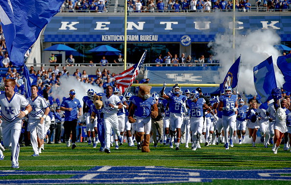 Breaking Down Kentucky's 2021 Schedule