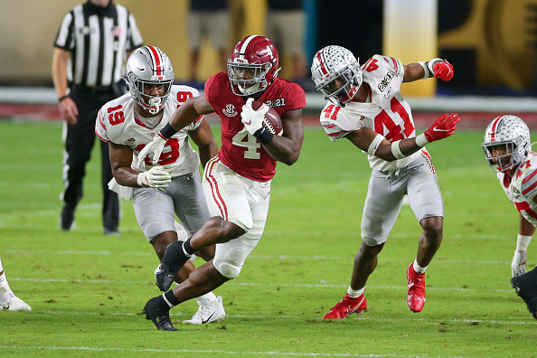 Alabama Running Backs A Serious Competition in 2021