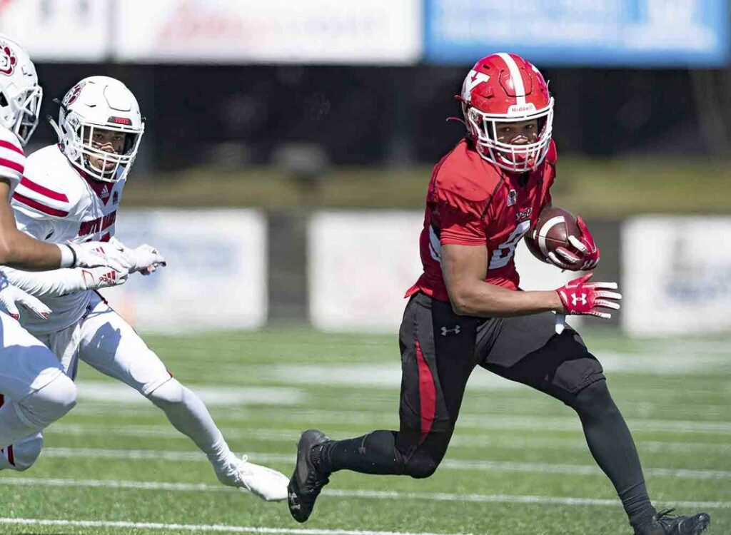 Youngstown State Gets First Win of the Season