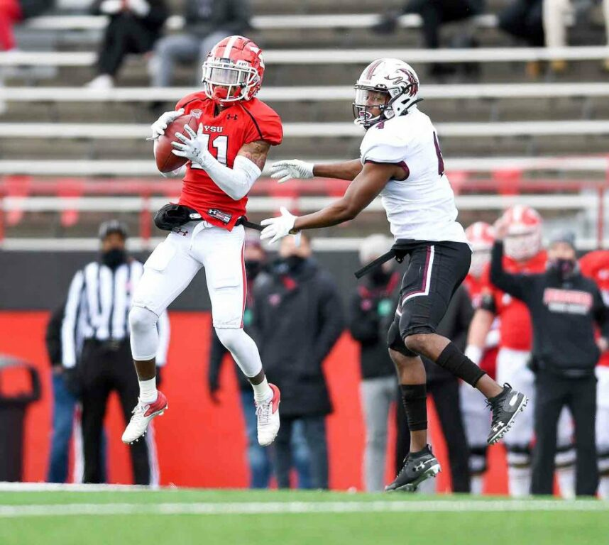 Youngstown State Drops Game To Southern Illinois