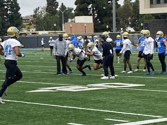 UCLA Football's Unfinished Business