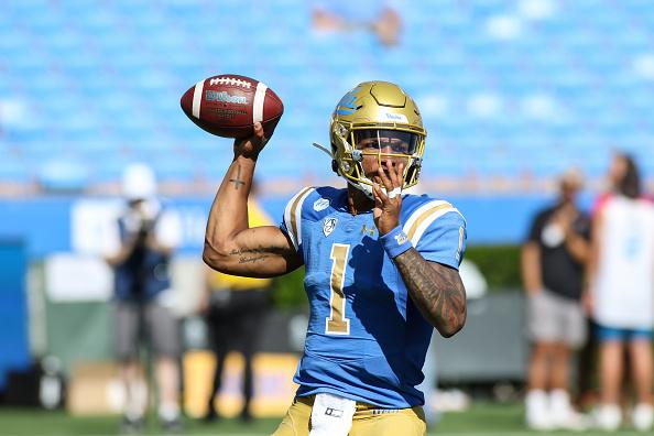UCLA Football's Dorian vs. Dorian