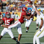 Alabama Finds Three Early Leaders on Defense in Spring Training