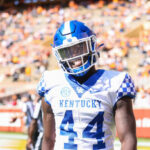 Jamin Davis Picked 19th: The former Cats becomes the third first round pick for Mark Stoops at Kentucky as he heads to Washington.