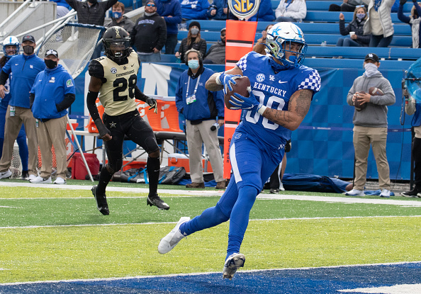 Kentucky Spring Preview: Receivers