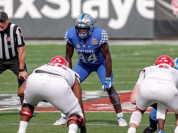 2021 Kentucky NFL Draft Preview