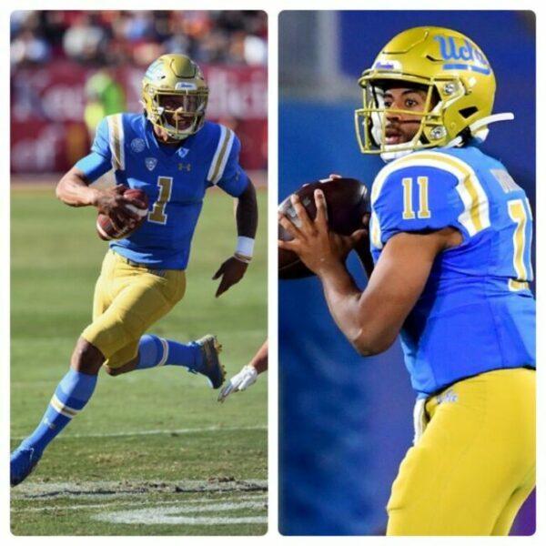 UCLA Preparing Two QB's