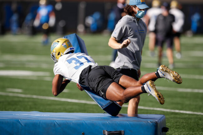 UCLA's Experience Begets Expectations
