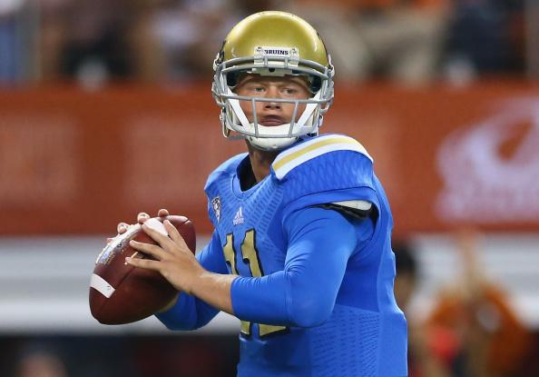 UCLA's Jerry Neuheisel