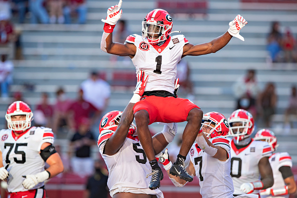Why The Georgia Bulldogs Will Have a Promising 2021