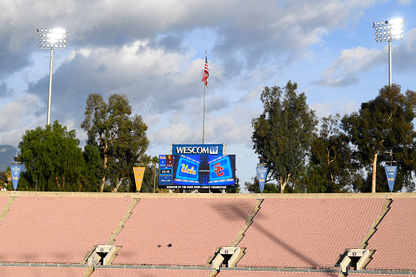 UCLA Must Open The Rose Bowl