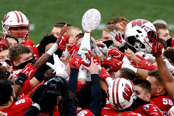 The Wisconsin Badgers Expanded Playoff