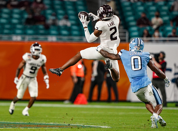 Aggies Wide Receivers