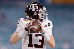 Texas A&M enters next year following a one-loss season. Here are some bold predictions for the Aggies in their quest for a SEC Championship.