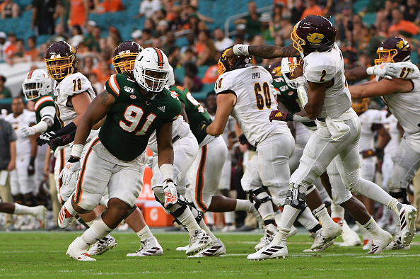 Miami Defense In Need of Big Season From Defensive Tackles