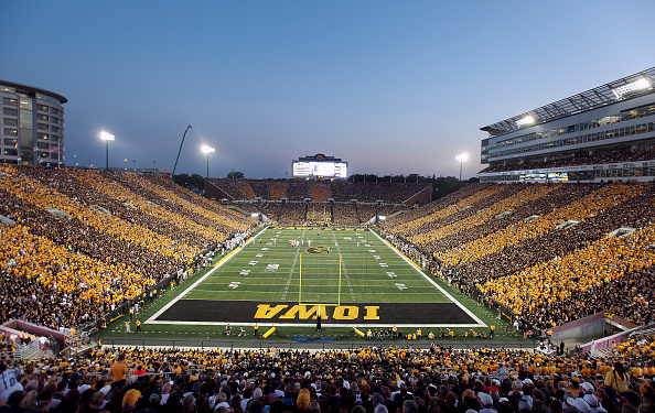 Iowa Announces Duke Slater Field at Kinnick Stadium