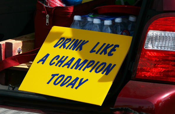 Football Friday Tailgate Recipes: Drink Like a Champion