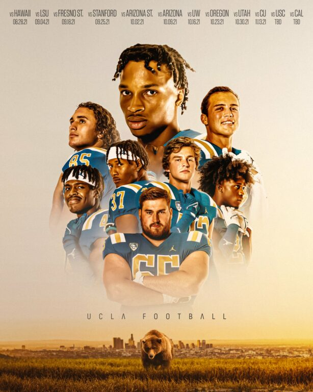 UCLA Football Is On The Clock