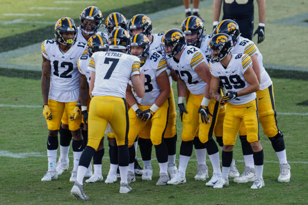 The college football season is here. In this Iowa vs Indiana preview, the Hawks host the Hoosiers in a top 25 matchup in Iowa City.