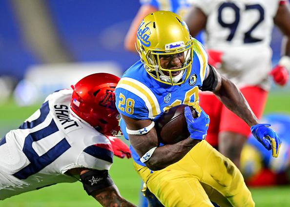 Evolution of UCLA Running Backs