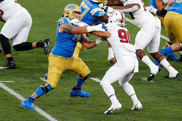 UCLA's Offensive Line