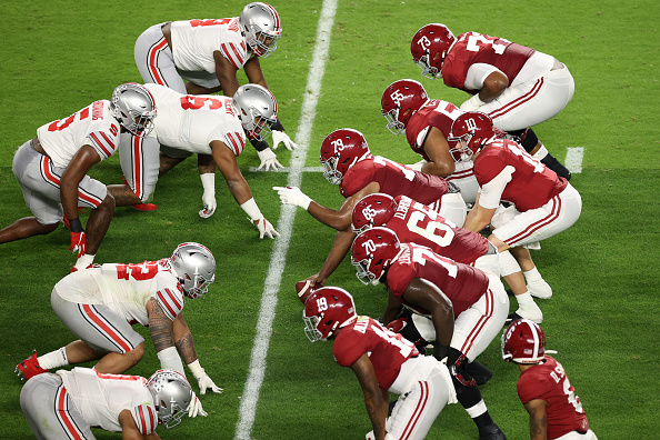 The SEC's Best Offensive Lines