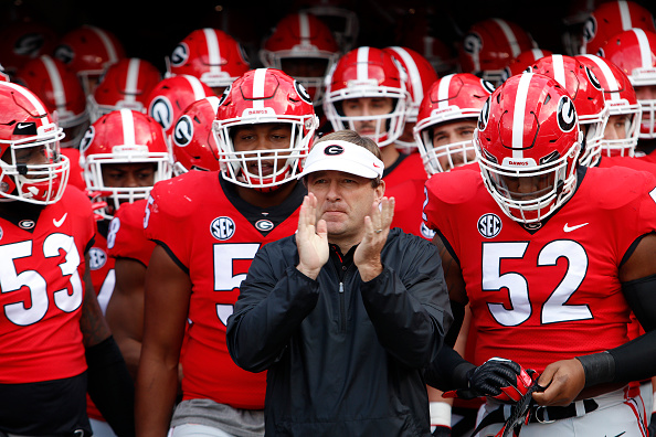 Kirby Smart can cement his coaching status against the Tigers