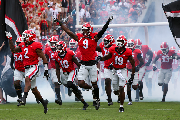UGA Football Should Roll Through Conference Opener