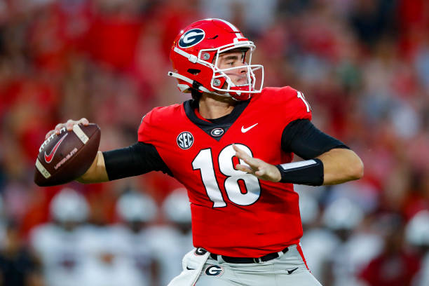 It is going to be Georgia vs Vanderbilt this weekend in what should be a relatively easy win for the Bulldogs. However, in 2021 anything can happen.
