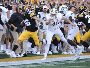 Iowa Shakes off the Rams