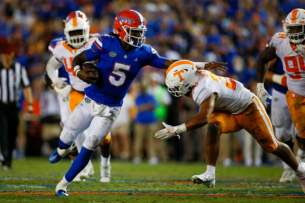 Florida routs Tennessee