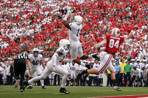 The Penn State defense outlasted Wisconsin and picked up a struggling first half performance by the Nittany Lion offense.