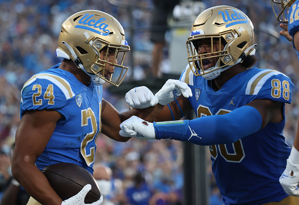 UCLA Gets Back To Work