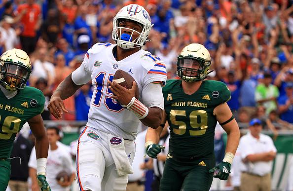 Three Takeaways from Florida-USF Game