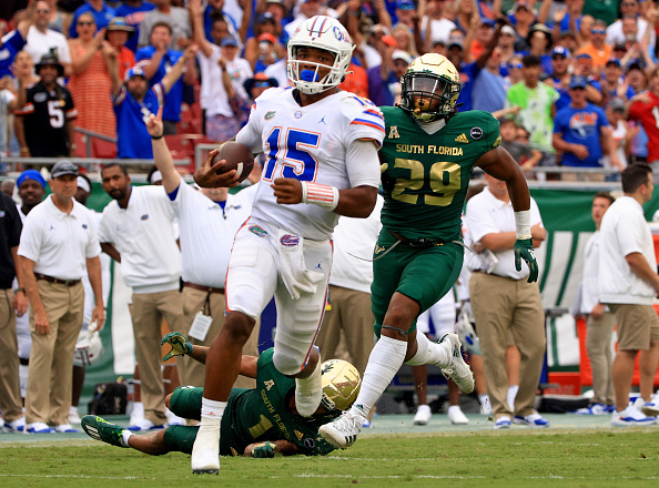 Florida Gators Cruise Past USF Bulls 42-20
