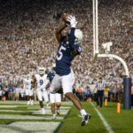 Penn State enters Villanova week 3-0 after beating Auburn 28-20. It was a sold out crowd in Beaver Stadium on Saturday, with an attendance of 109,958.