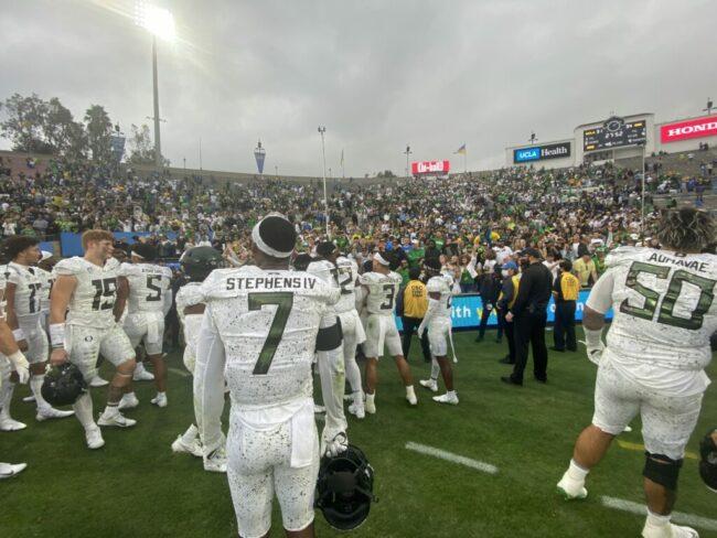 ¿Cuándo es suficiente para los fanáticos de UCLA?