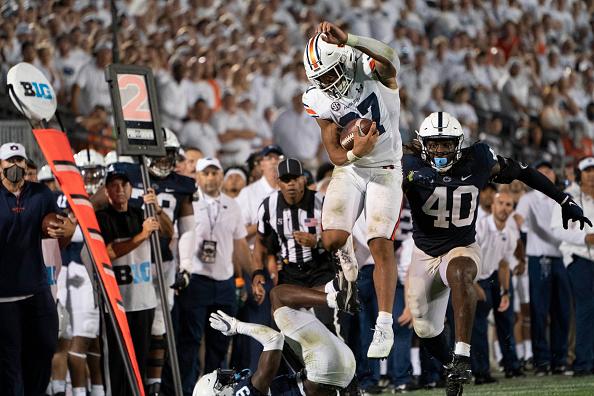 Los cinco mejores estudiantes de primer año de la SEC hasta ahora en 2021