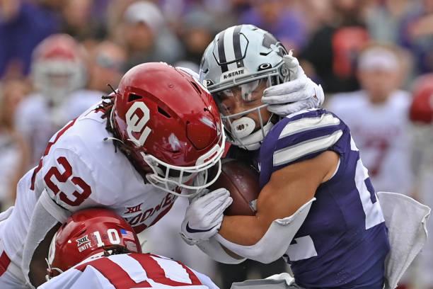 Oklahoma vs Kansas State in Review