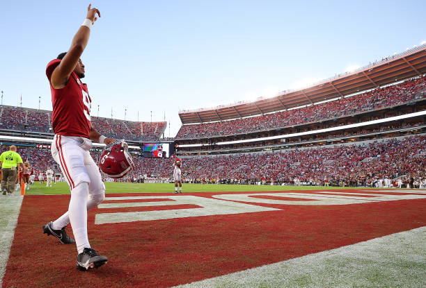In five games this 2021 season, the offense and defense for the #1 Alabama Crimson Tide is more able to exploit weaknesses than last season.