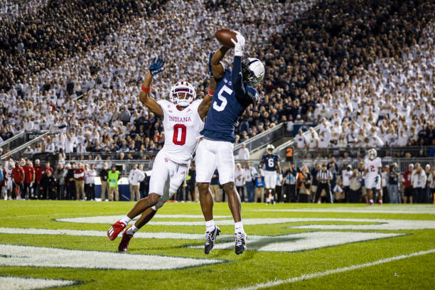 The Penn State offense has made great strides from a dismal start a season ago. The Nittany Lions are 5-0 behind a great defense, but also an improving offense.