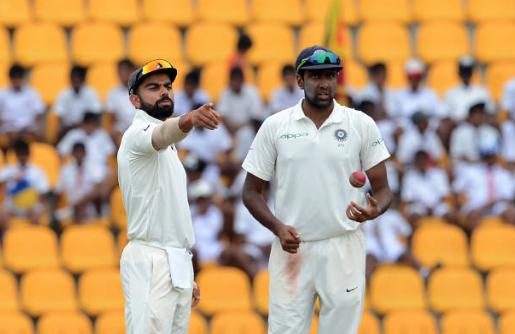 Is Ashwin better than Lyon in test cricket?