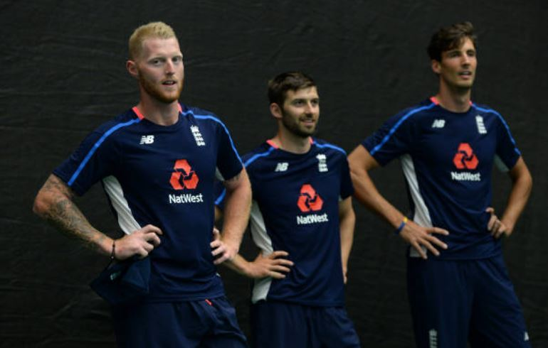 England's Absent Seamers