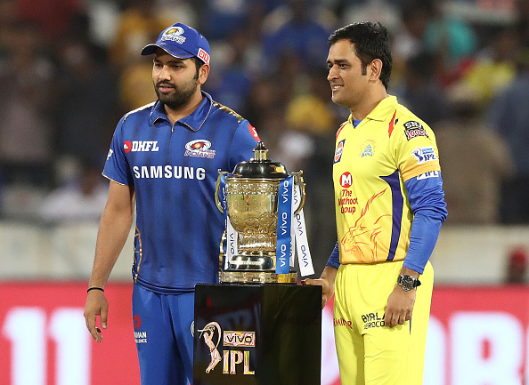 Rohit Sharma and MS Dhoni are our two captains in the CSK v MI preview